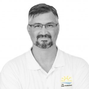 The Solar Professionals president Mark